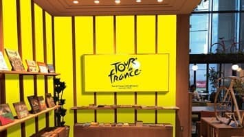 Tour de France CAFE@TOKYO powered by J SPORTS