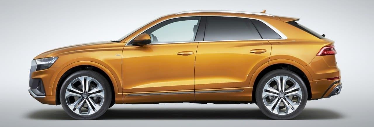 フルサイズSUV「Audi Q8」発売