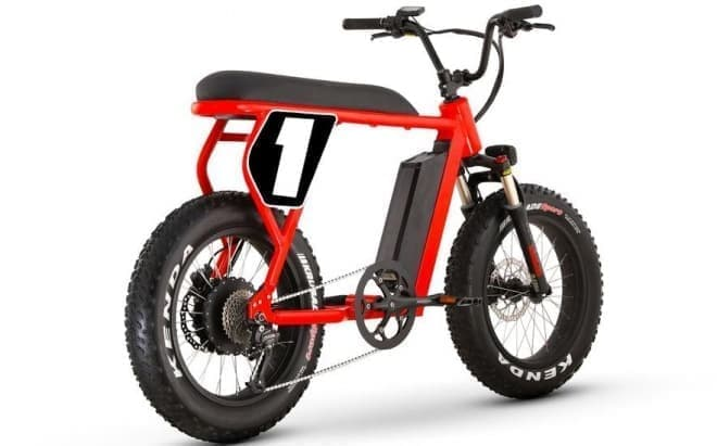Juiced BikesによるCityScrambler