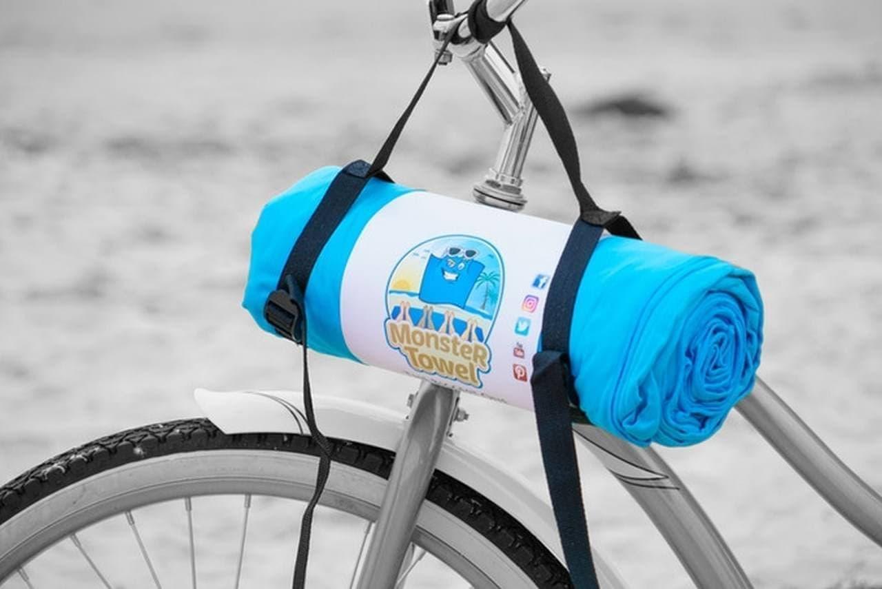 世界最大のビーチタオル「Monster Towel」