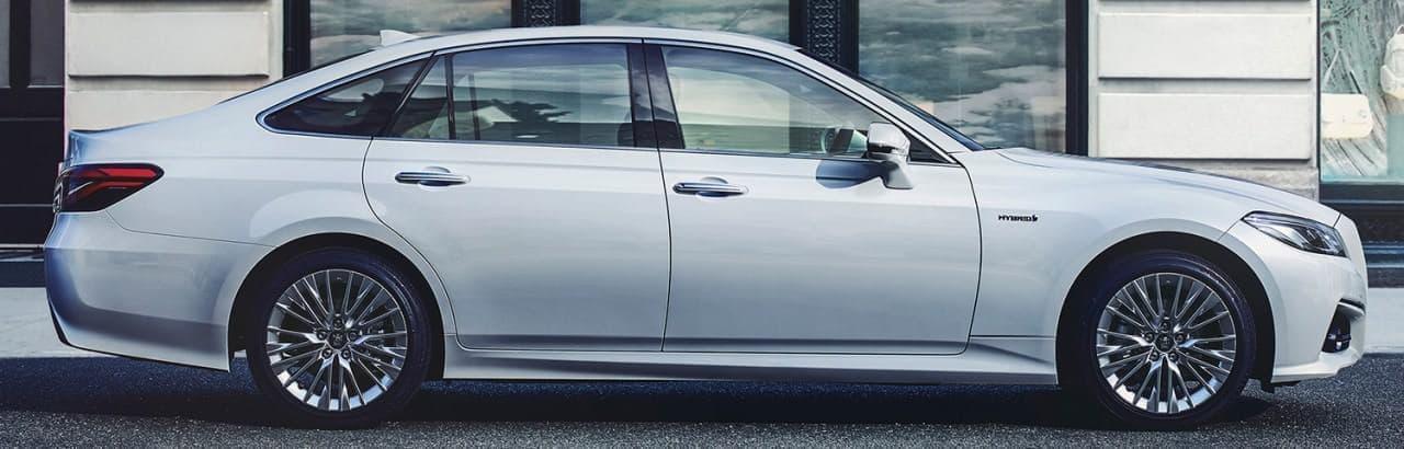 """トヨタ「クラウン」に特別仕様車""""Elegance Style"""""""