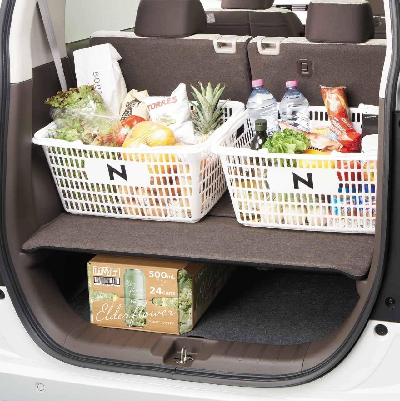 ホンダ 新型「N-WGN(エヌワゴン)」「N-WGN Custom(エヌワゴン カスタム)」販売開始