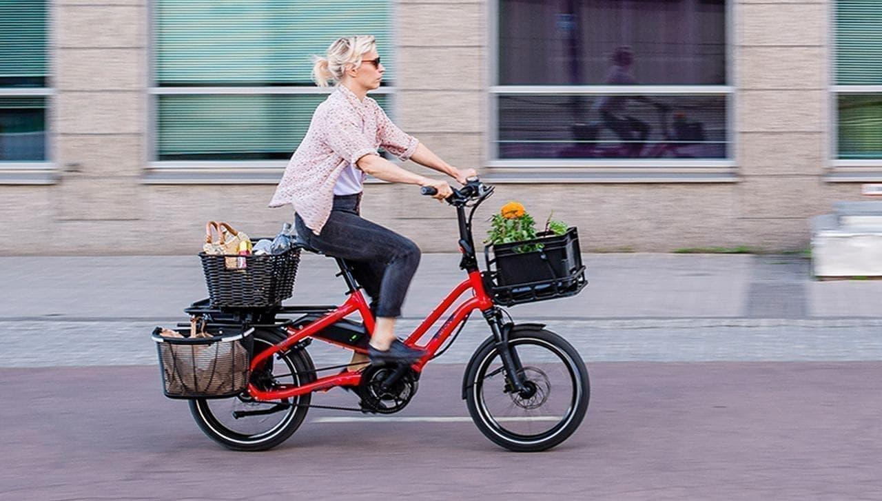 電動アシストカーゴバイクは日本でも流行る?-Tern Bicyclesが「HSD」を発表
