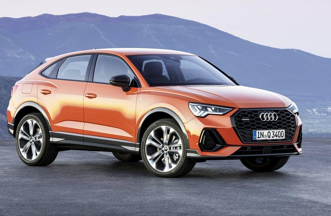 Audi「Q3 Sportback」発表―SUVの力強さとクーペのハンドリングを併せ持つコンパクトクロスオーバー