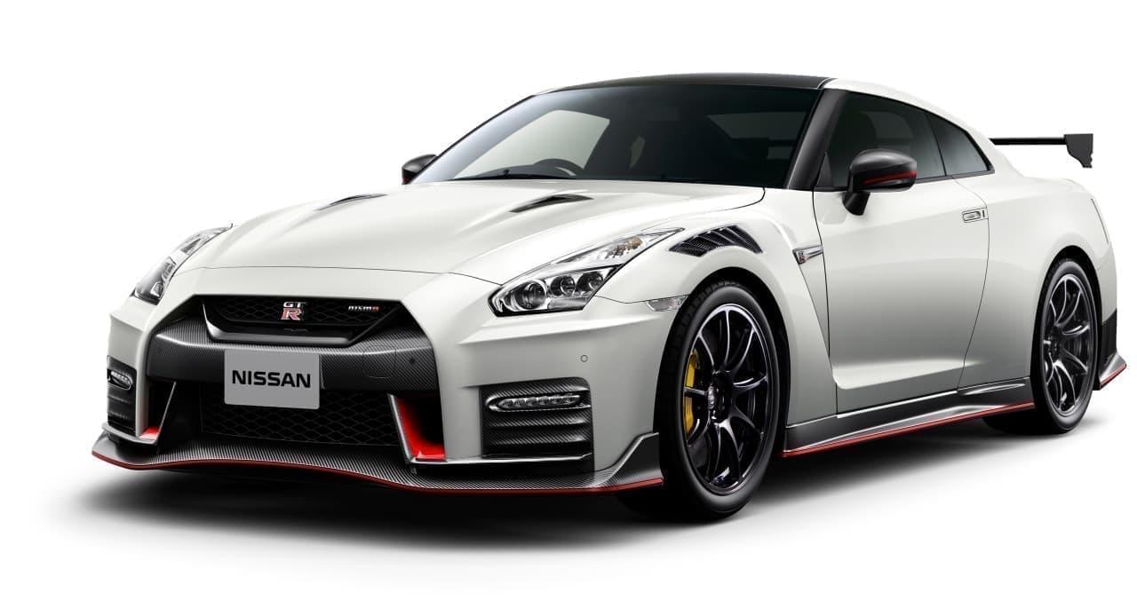 日産「NISSAN GT-R NISMO」2020年モデル価格発表