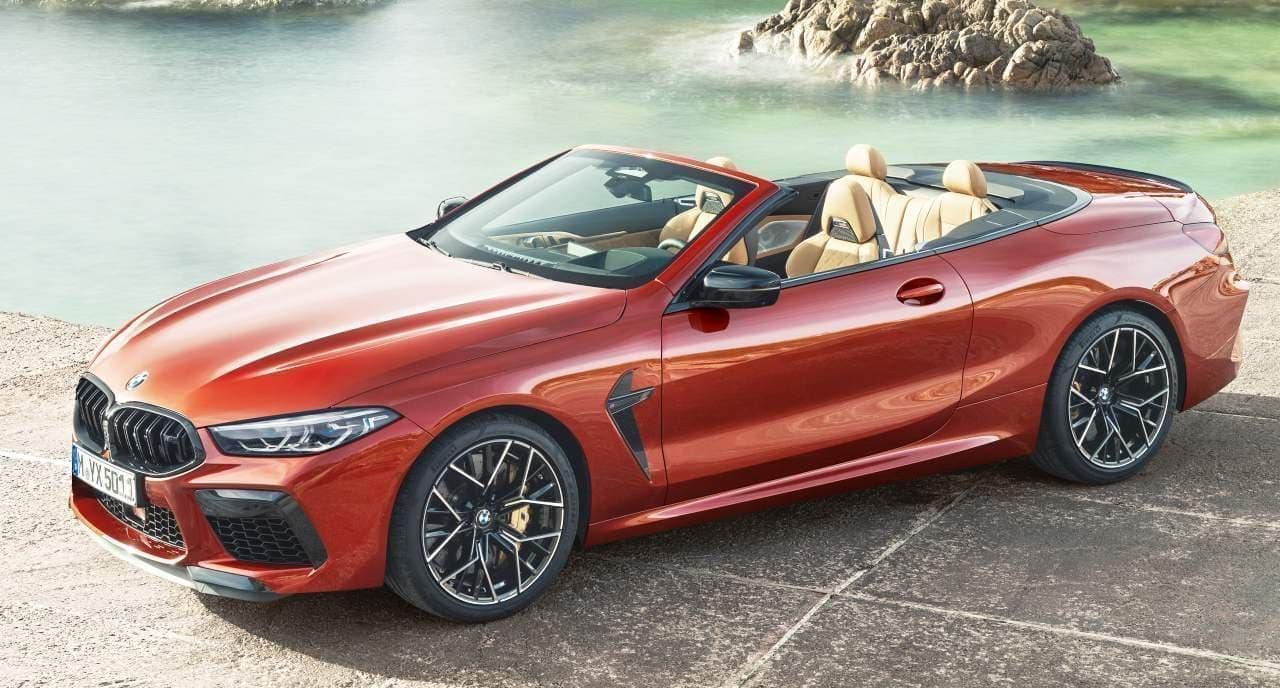 BMW「M8カブリオレ」発売