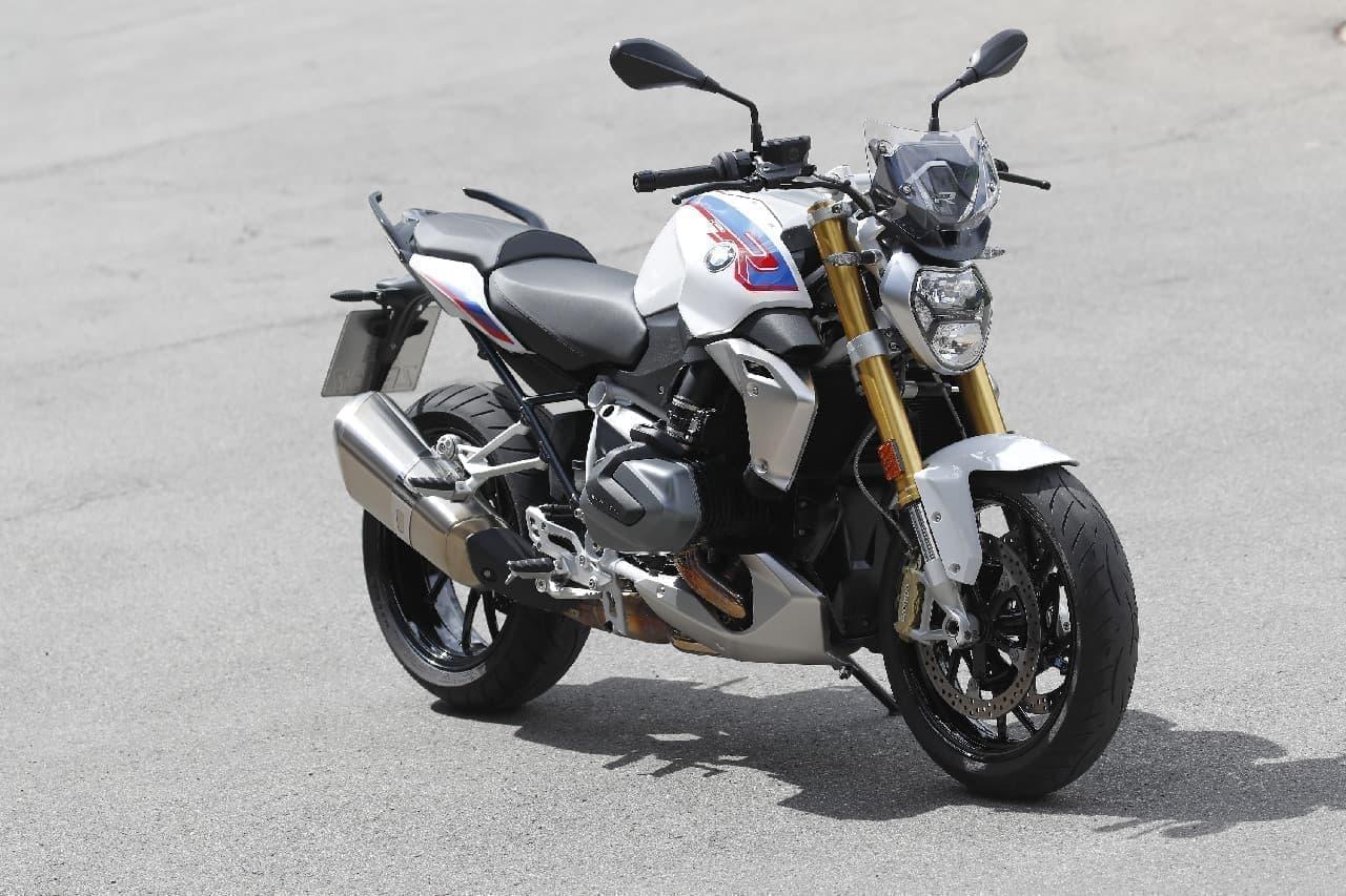 スポーツ・ツーリング・モデル BMW新型「R 1250 R」