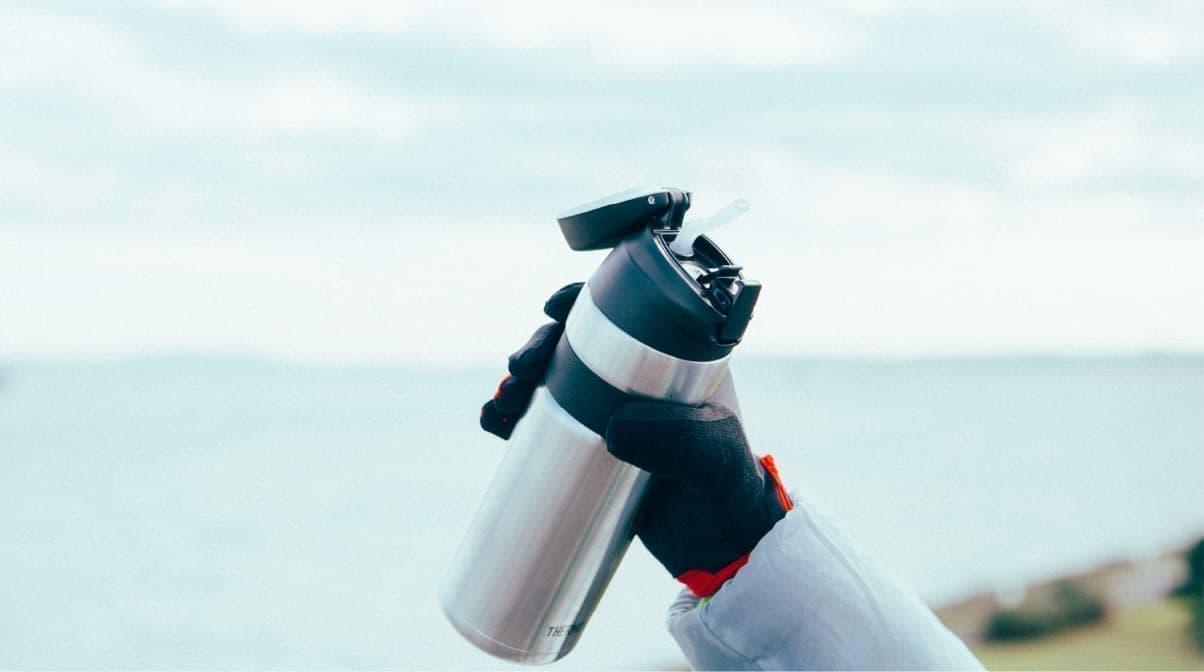 サーモス 真空断熱ストローボトル
