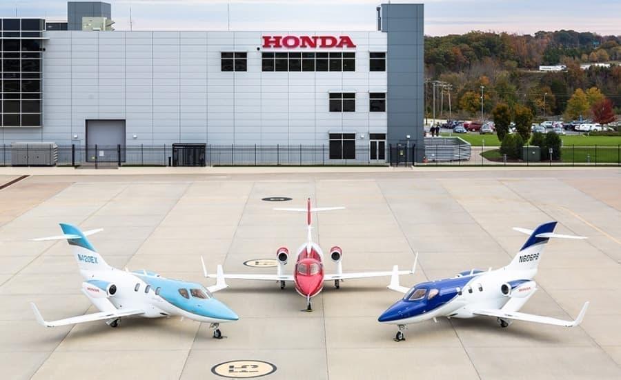「HondaJet」のデリバリー数は17機と発表、2019年1~6月期で