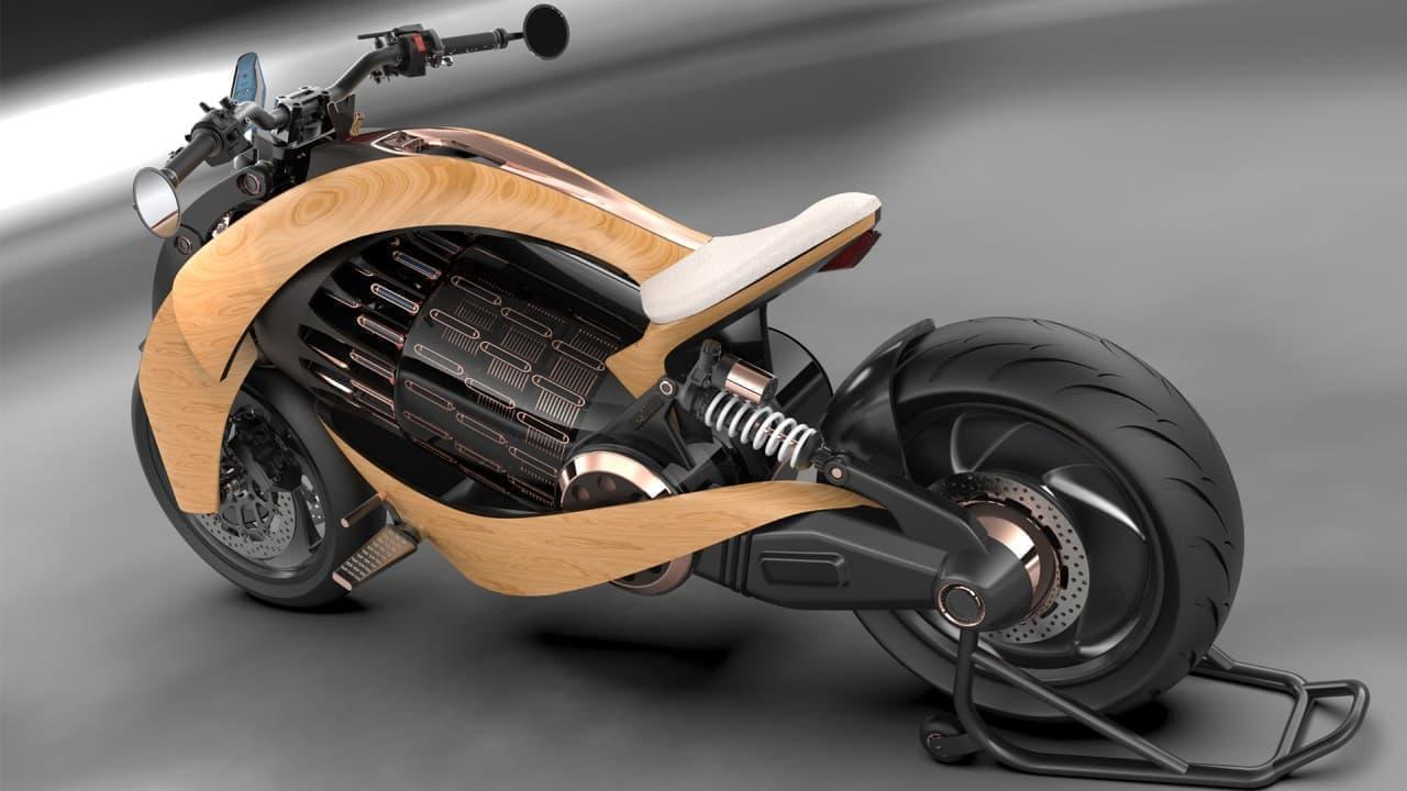Newron Motorsの電動バイク