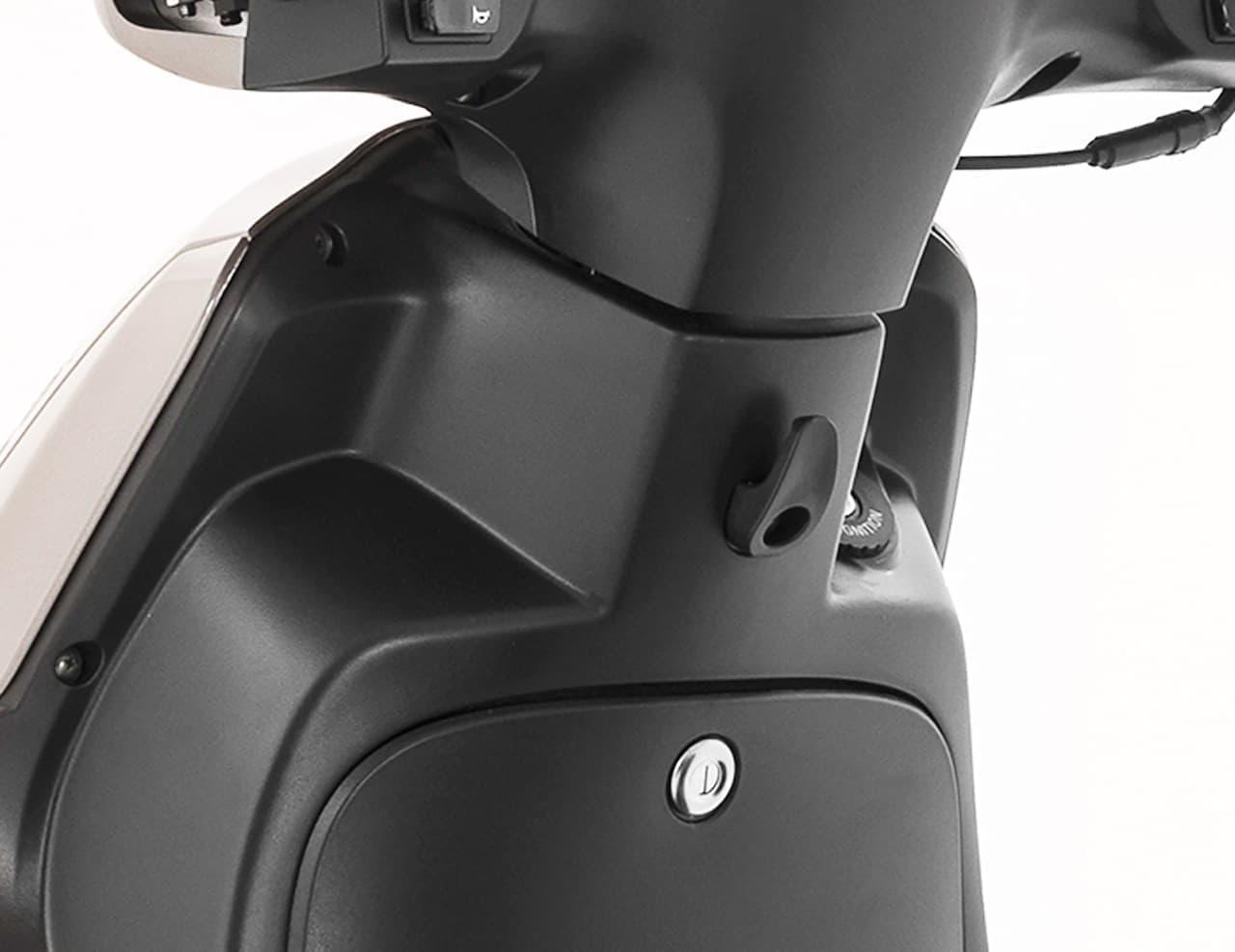 プジョー ツイート 150 ABS スペシャルエディション
