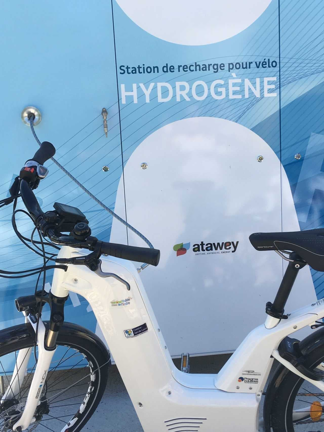 水素自転車がまた一歩実用化に近づいた―「Alpha」の航続距離が150キロを達成