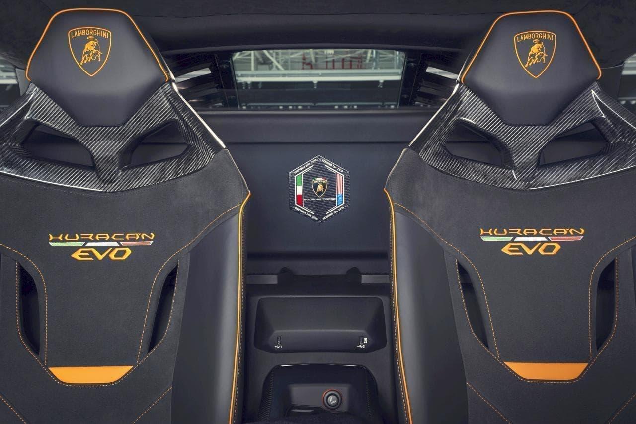 ランボルギーニ ウラカンにデイトナ24、セブリング12優勝記念の「EVO GT セレブレーション」