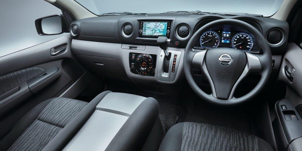 日産「NV350キャラバン」の特別仕様車「プレミアムGX アーバンクロム」