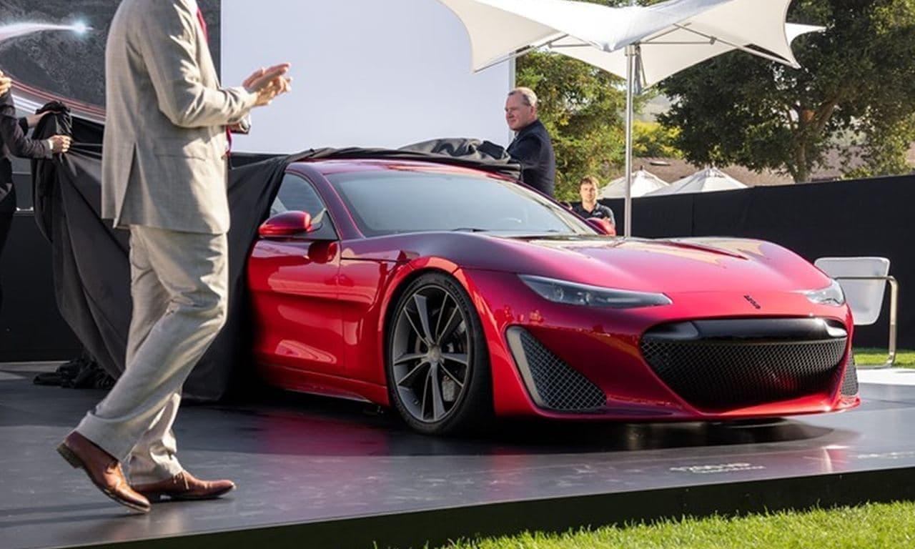 最高出力1,200馬力、最大トルク8,800Nmのスーパーカー!…なのに4人乗り? ― 第2のテスラを目指すDrako「GTE」