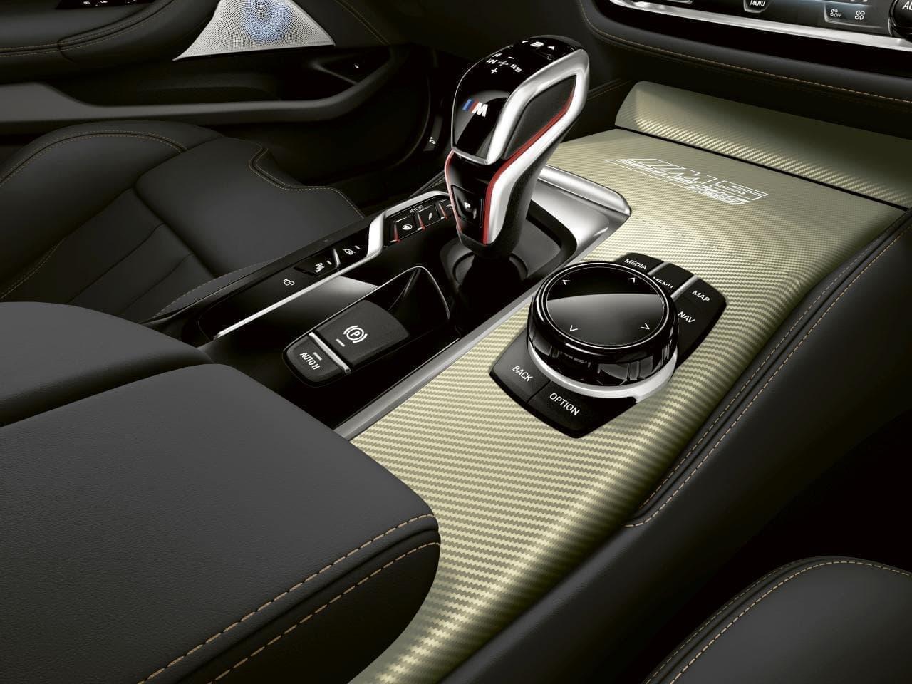 BMW M5誕生35周年を記念した特別限定車「BMW M5 35 Jahre Edition(フュンフ・ドライシッヒ・ヤーレ)」