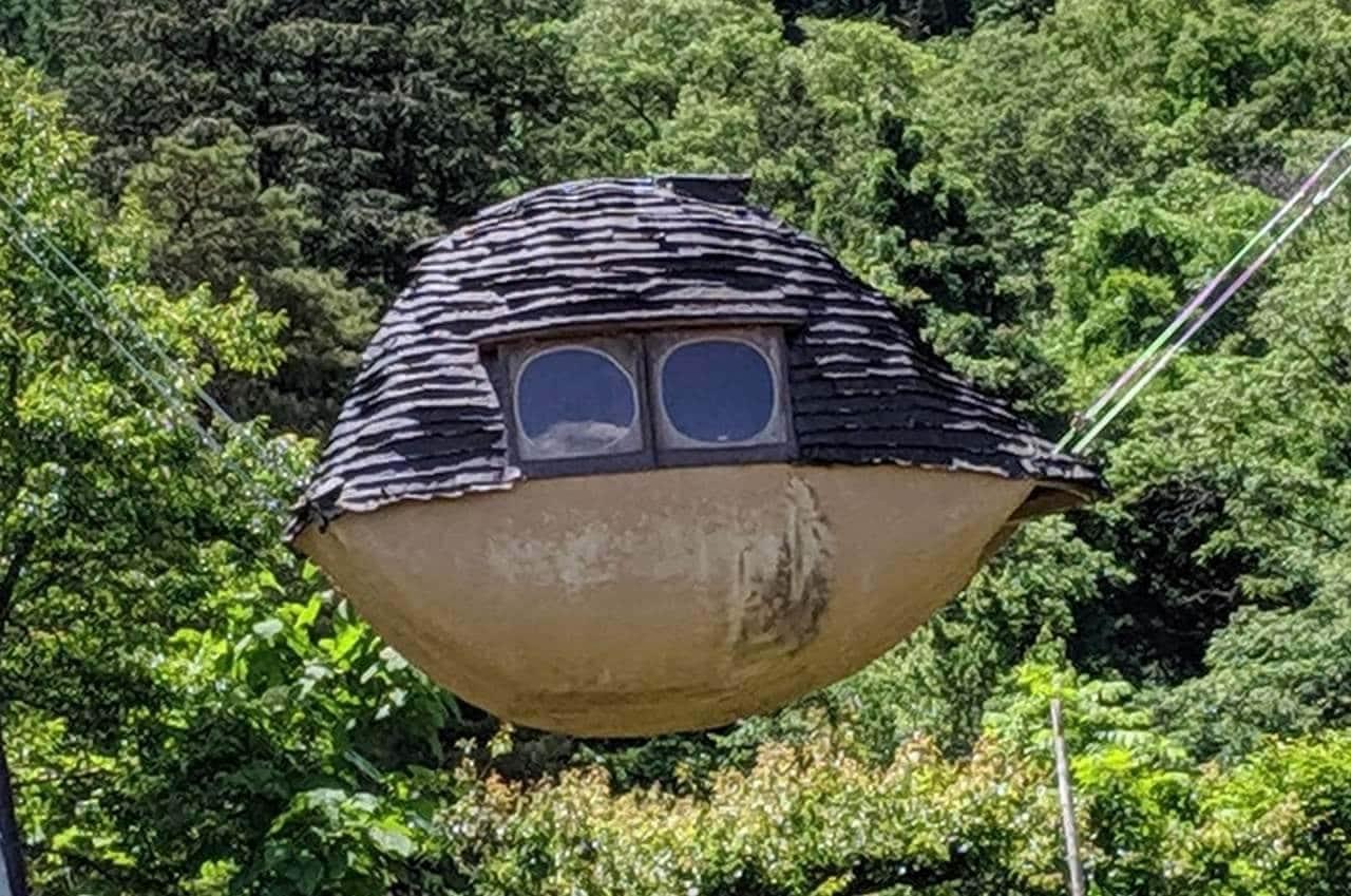 鬼太郎が住んでそう?―世界一危険な茶室「高過庵」の内部見学が可能に!