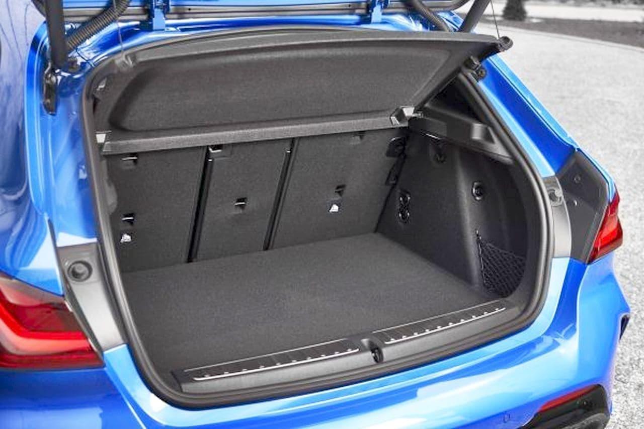 BMW 新型1シリーズ発表
