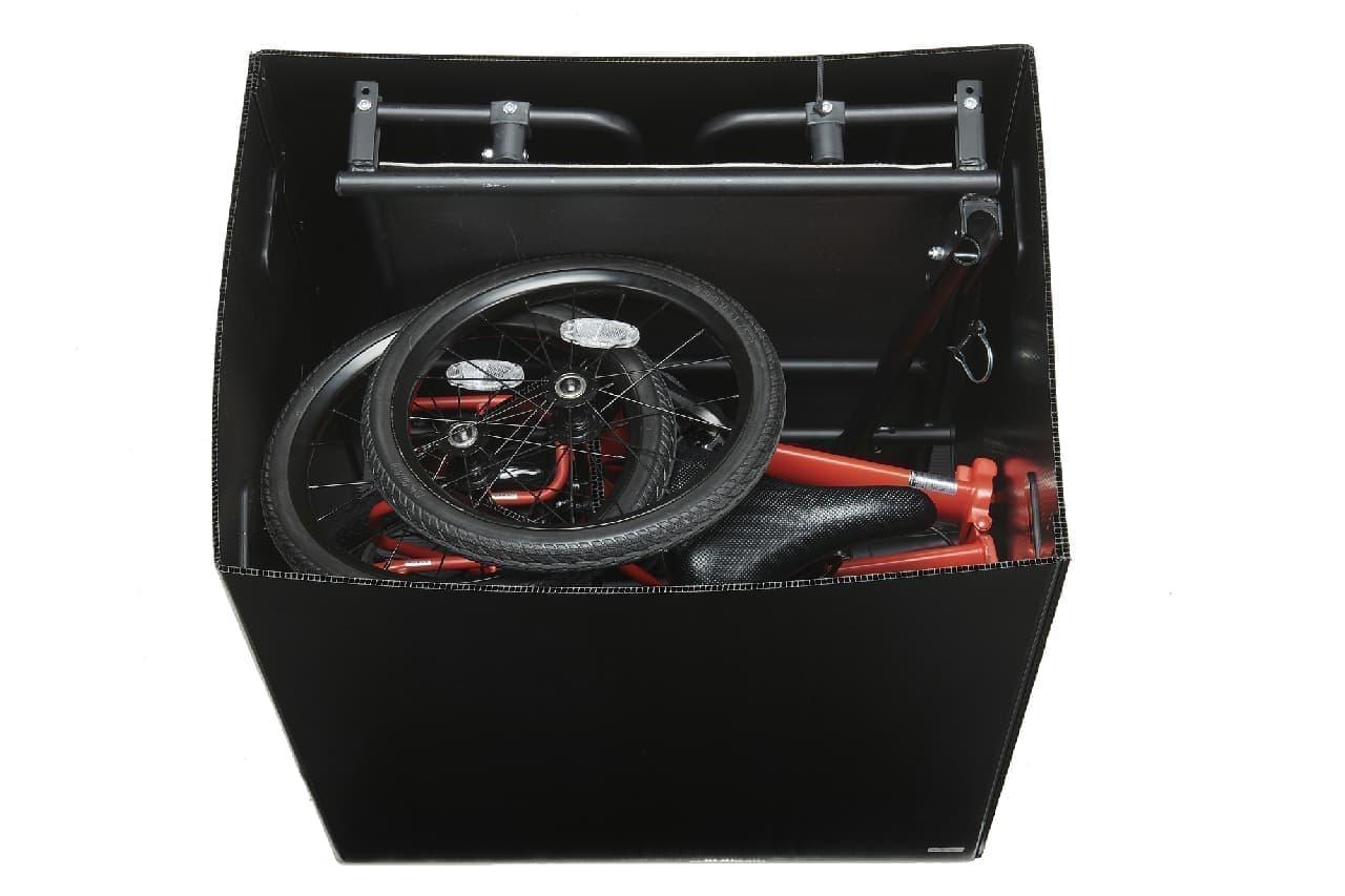 【9月1日は防災の日】「パンクしないタイヤ」を装備した自転車「エマージェンシーバイクシリーズ」