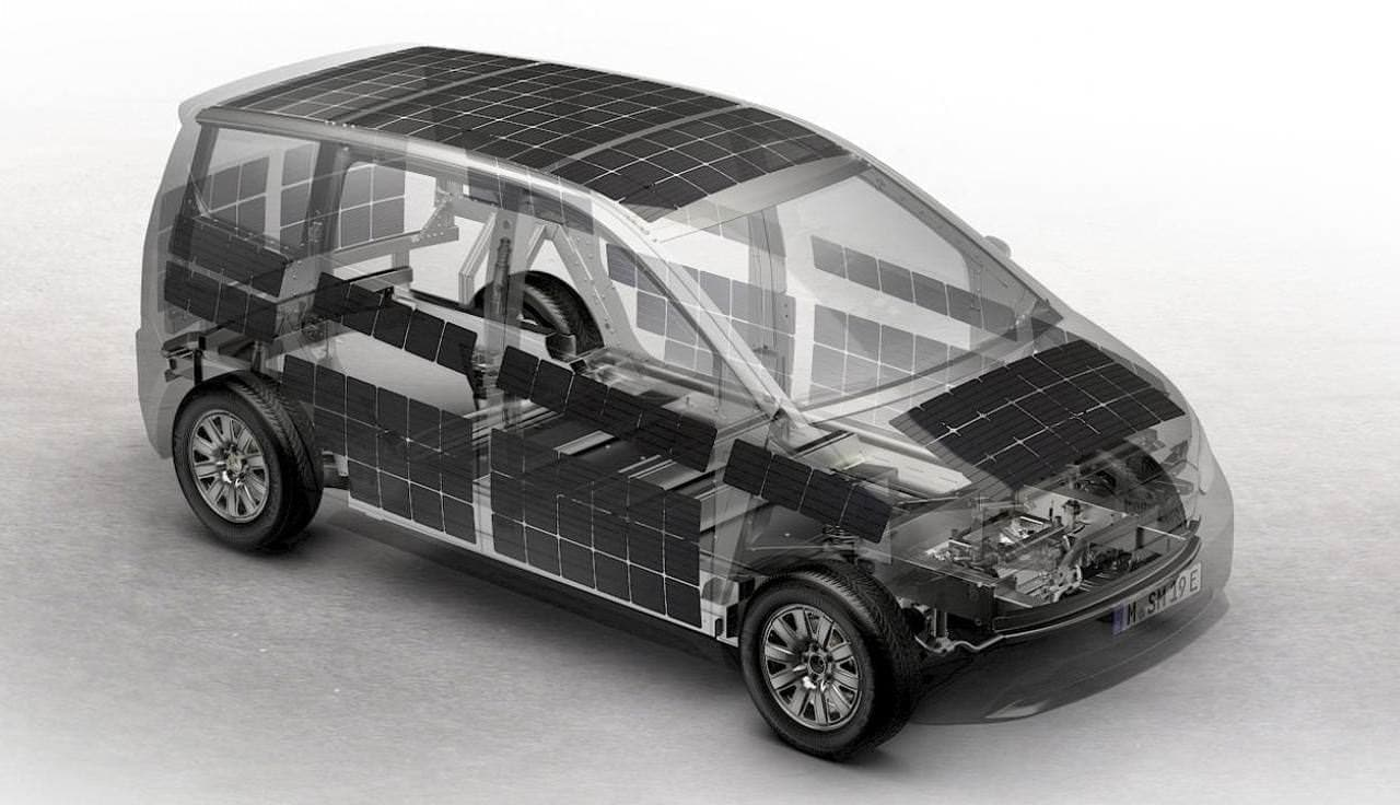 Sono Motorsが「Sion」のインテリアを公開