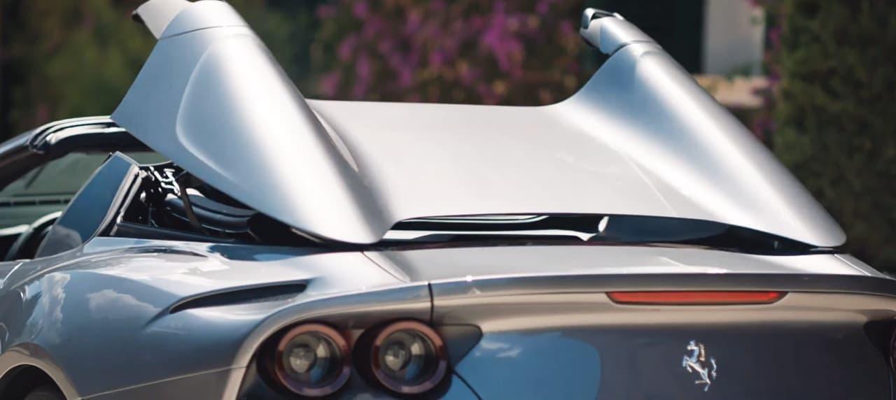 最高出力800馬力! 6.5L V12 NAエンジンを搭載したフェラーリ812GTSデビュー