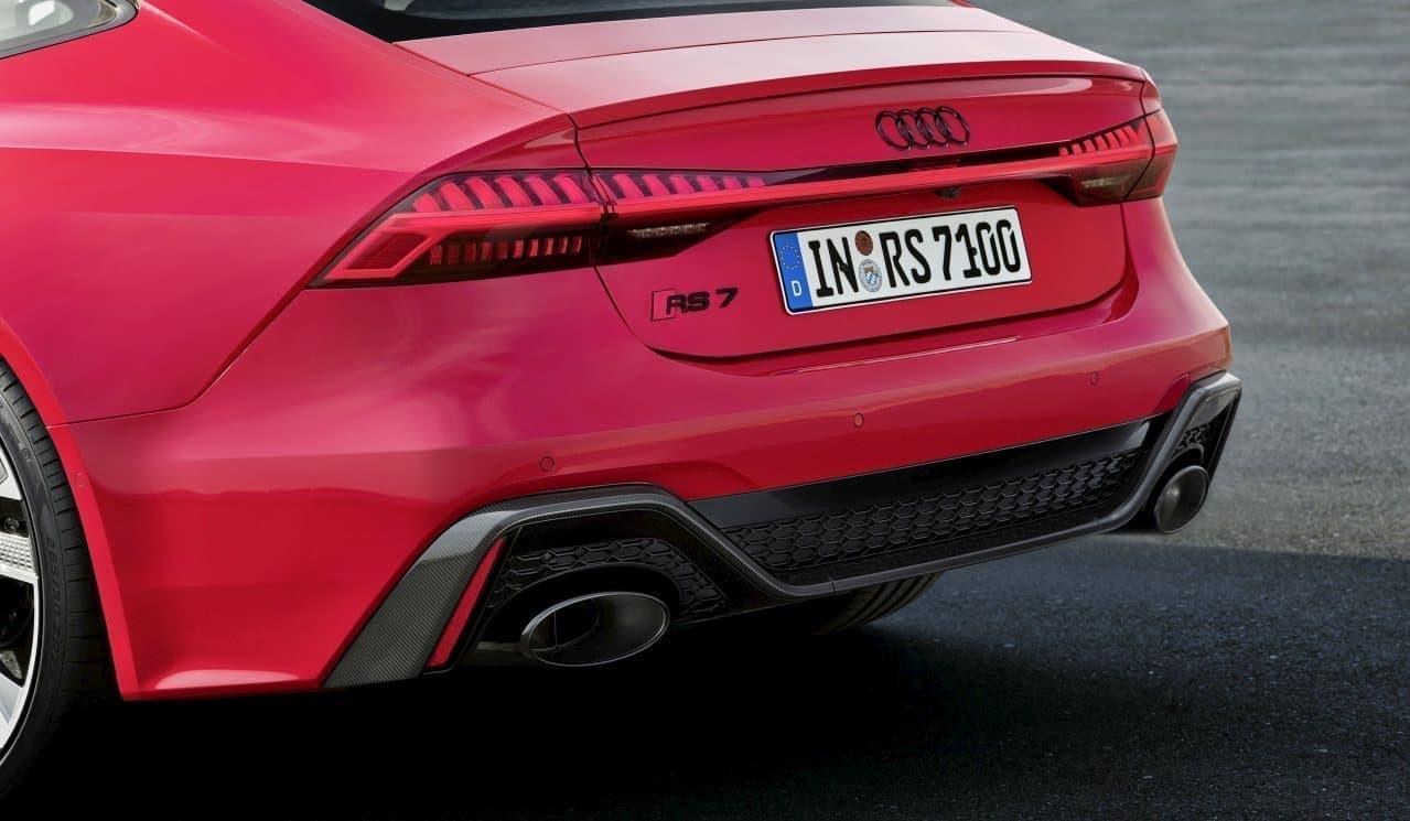 Audiの新型RS 7 Sportback