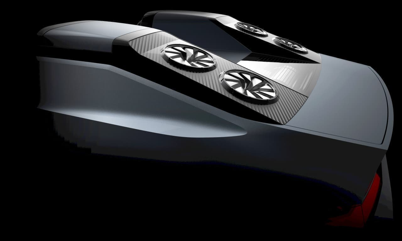 三菱がコンセプトカーを東京モーターショーで公開