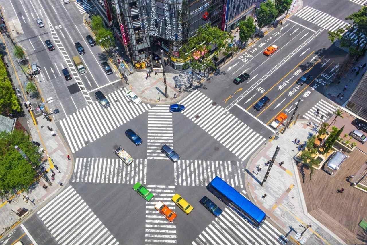 都道府県別「危ない交差点ワースト10」発表