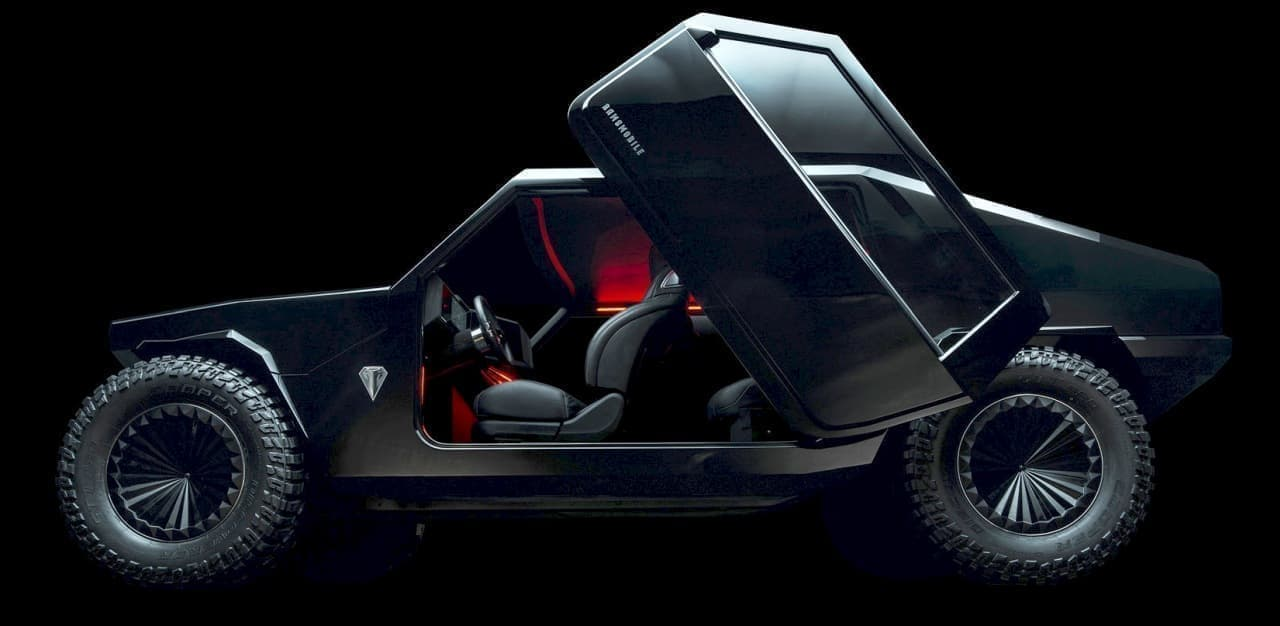 """999馬力の""""ハイパーSUV"""" Ramsmobile「RM-X2」"""