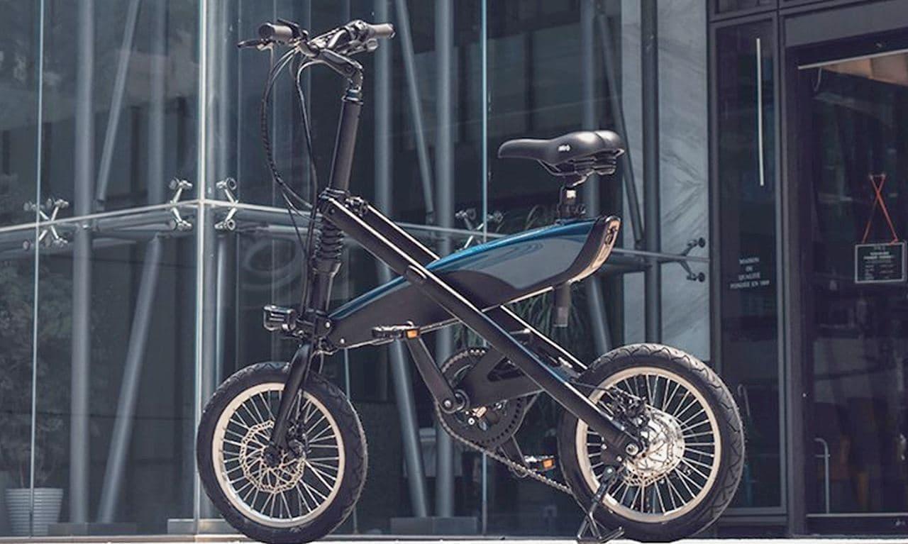 電動バイク「SIVRAC」