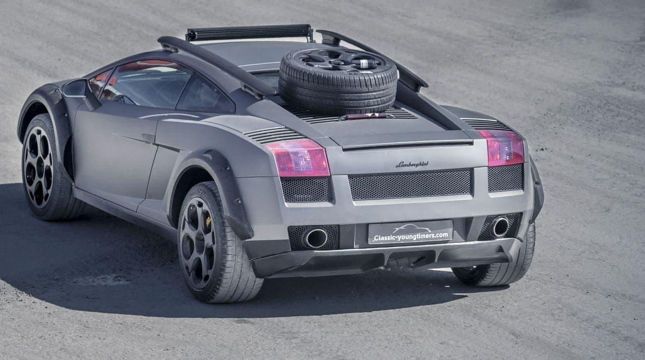 ― リフトアップで4WDを活か