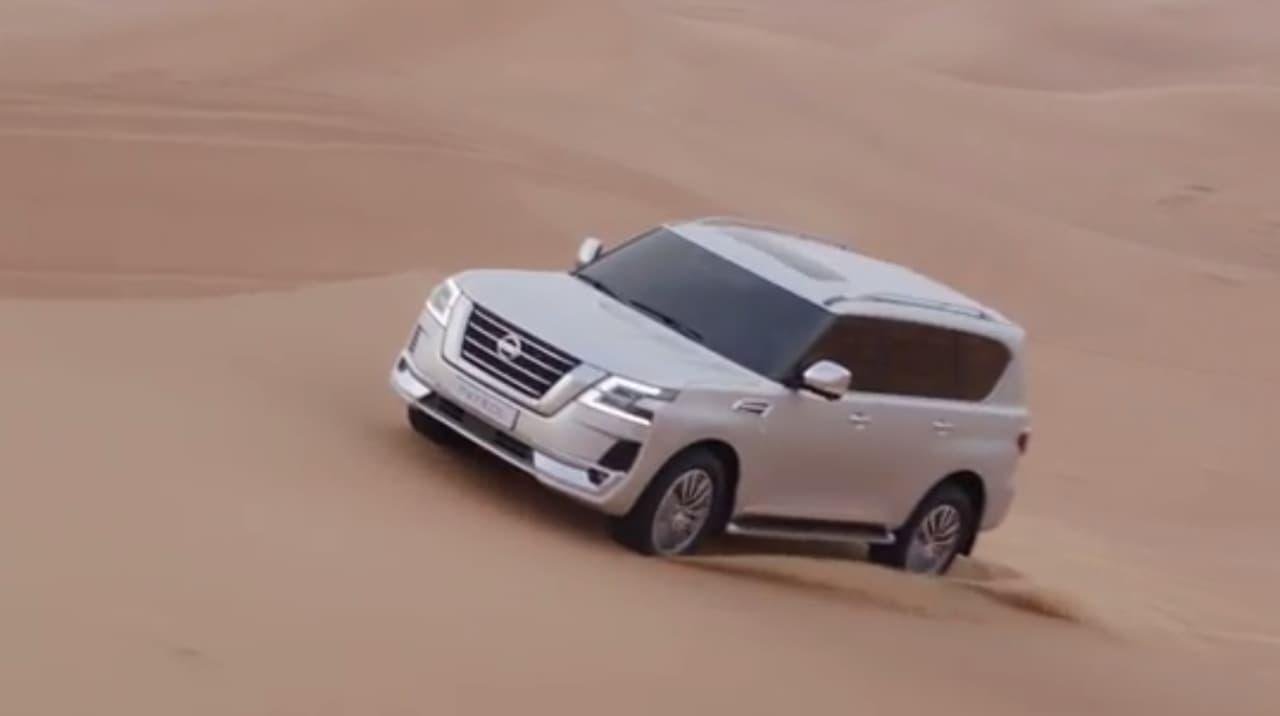 日産の本格SUV「パトロール」2020年モデル発表