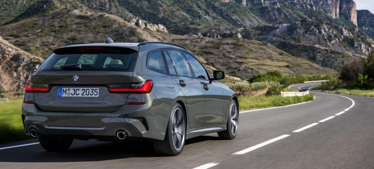 新型BMW 3シリーズ 「ツーリング」販売開始