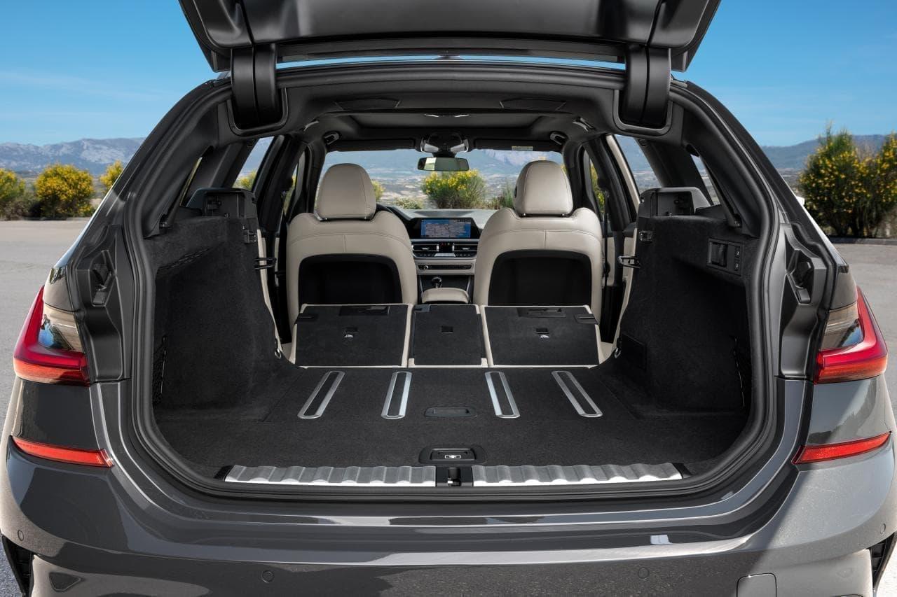 新型BMW 3シリーズ ツーリング販売開始