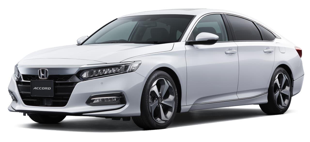 ホンダ新型「FIT」、東京モーターショーで世界初公開 ― 新型「ACCORD」「Honda e」をジャパンプレミア