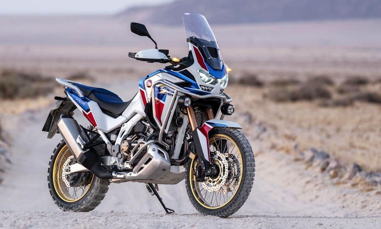 ホンダ「アフリカツイン」2020年モデル、1,100ccになって登場