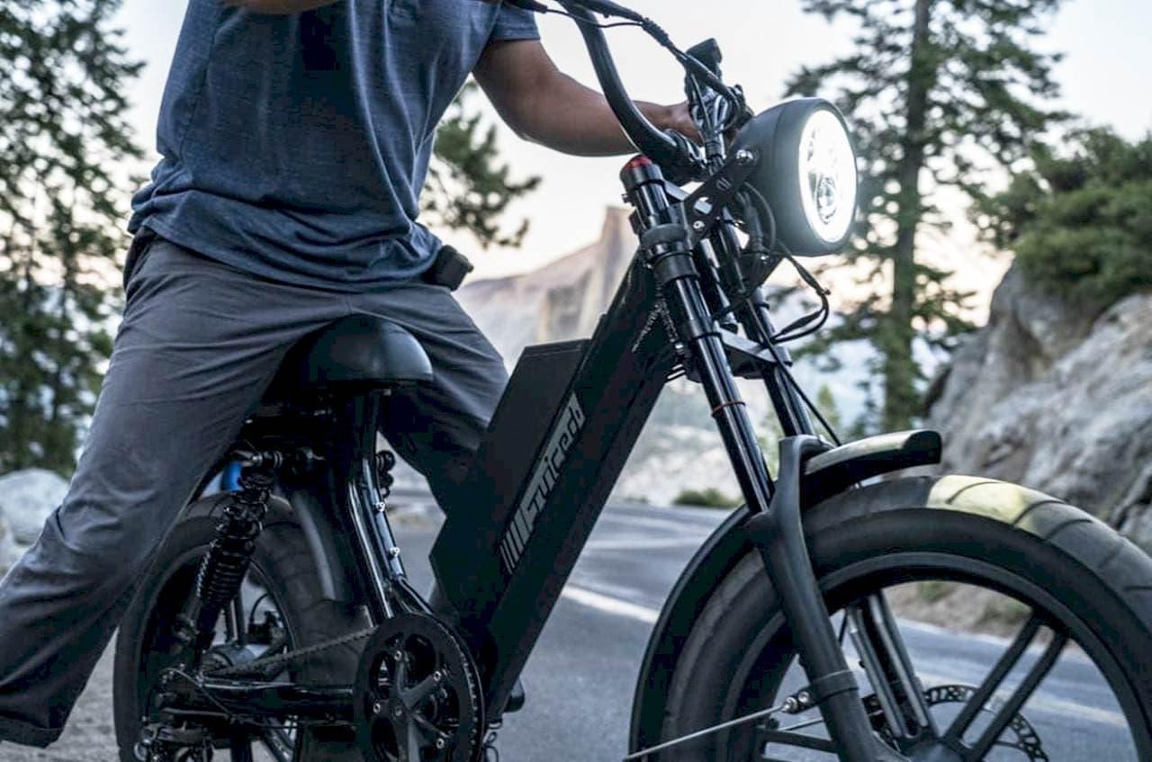 どんどんらしくなるよね―Juiced Bikesの電動バイク「SCORPION」