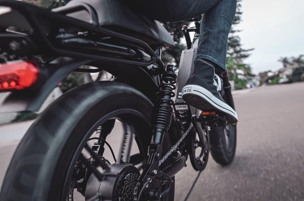 Juiced Bikesの電動バイク「SCORPION」