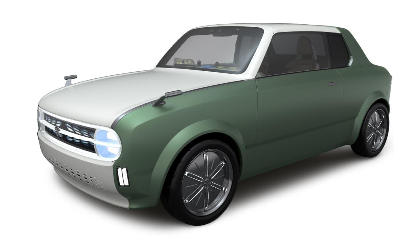 スズキが「ワクスポ」「ハナレ」を東京モーターショーに参考出品