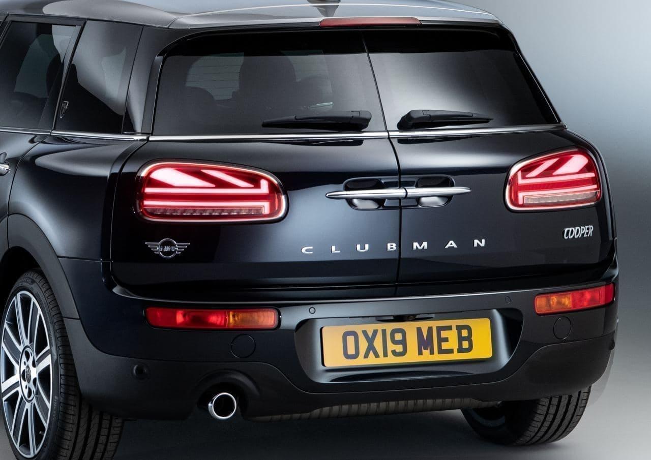 新型「MINI CLUBMAN」発売
