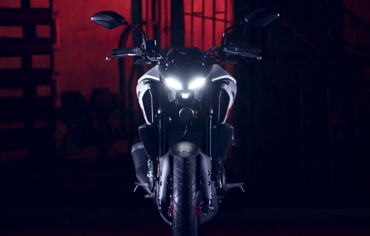 ヤマハが「MT-03」2020年モデルを欧州で発表