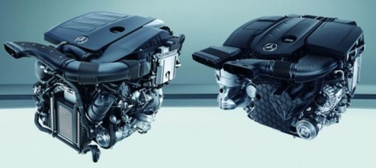 ミドルサイズSUV メルセデス・ベンツ新型「GLC」「GLCクーペ」注文受付開始