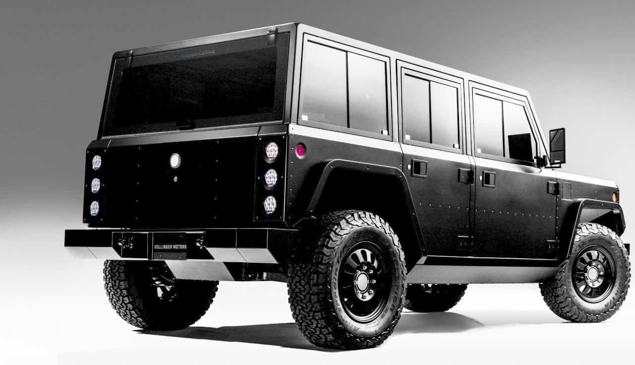 電動SUT、Bollinger Motors「B1」