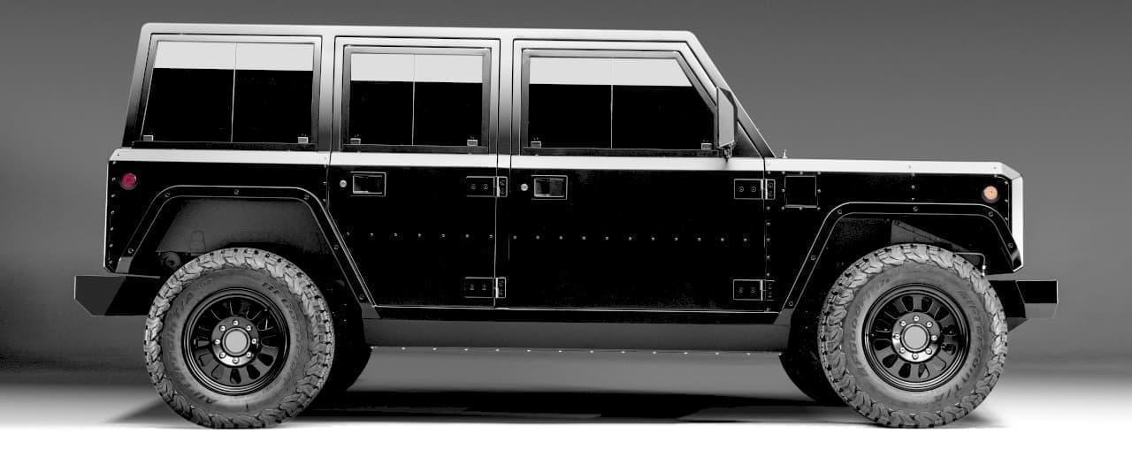 電動SUT Bollinger Motors「B1」