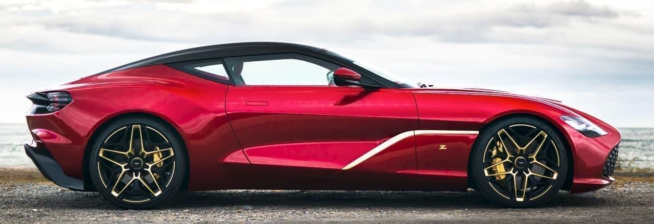 アストンマーティン、ザガート100周年記念車を公開