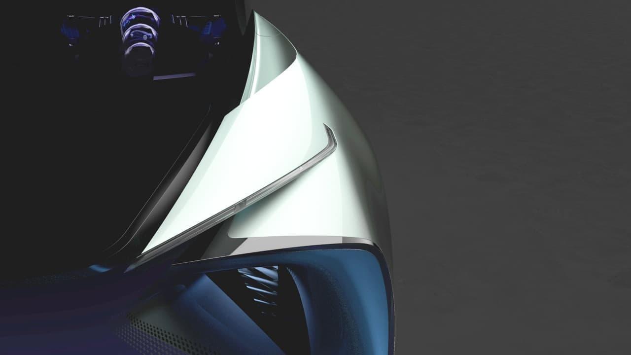 LEXUSがEVのコンセプトカーを東京モーターショーで世界初公開