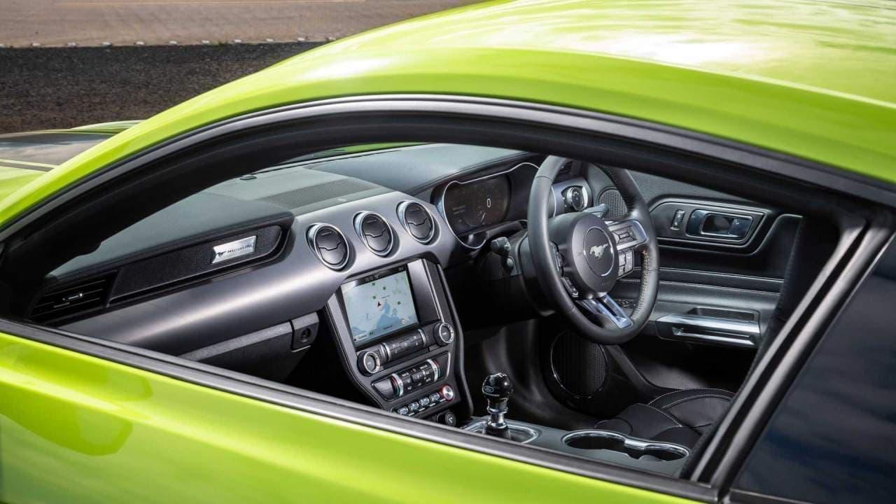 スーパーチャージャーを初搭載―フォード「マスタング Rスペック」