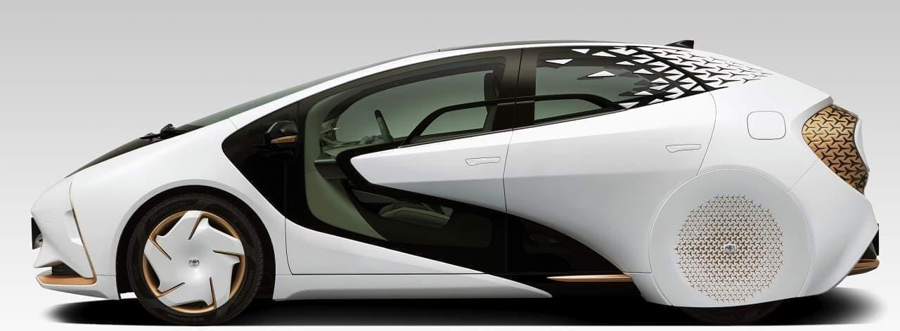 トヨタがコンセプトカー「LQ」を公表