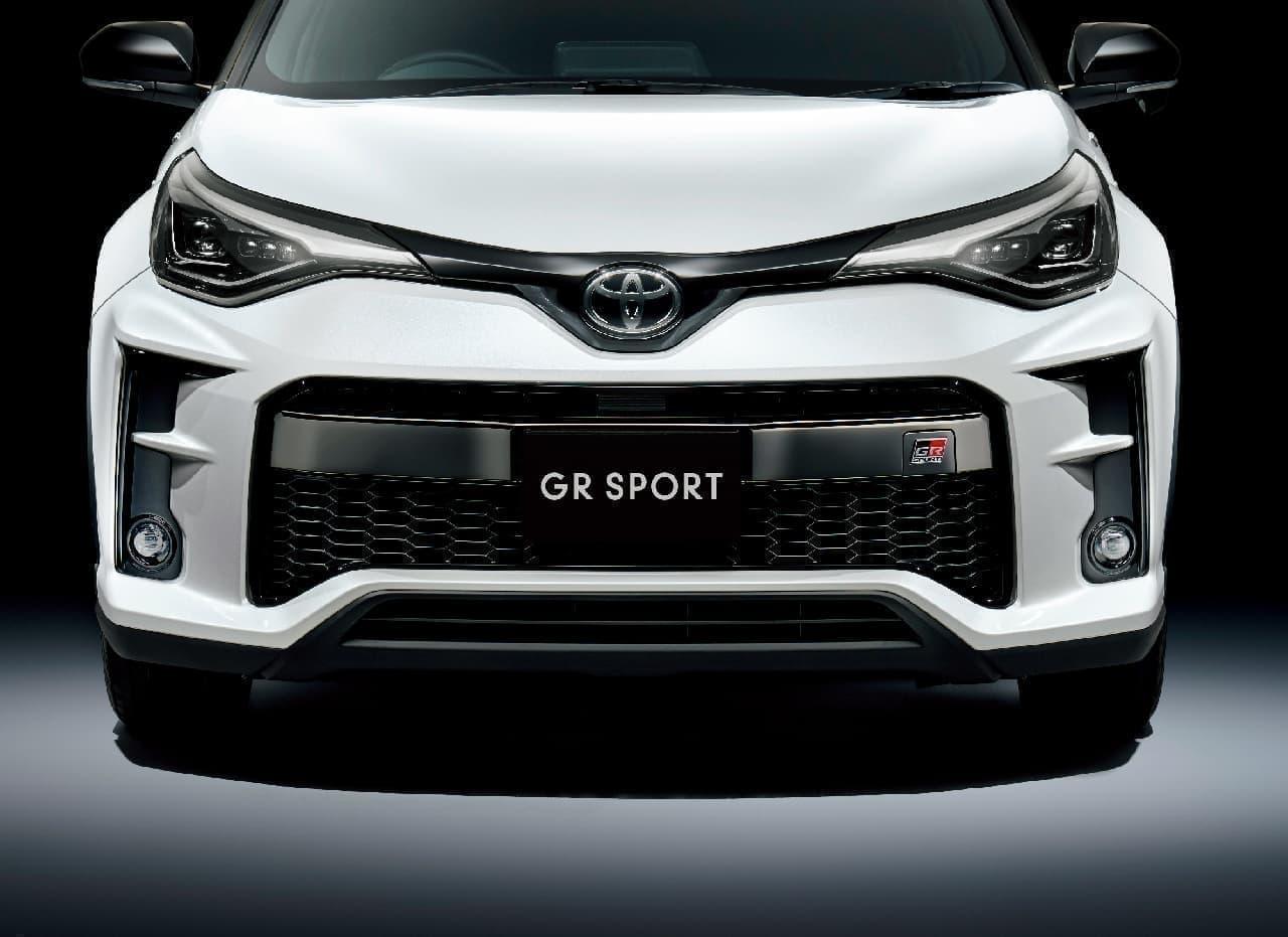 トヨタ「C-HR」マイチェン―TOYOTA GAZOO Racingのノウハウを投入した「GR SPORT」新設定