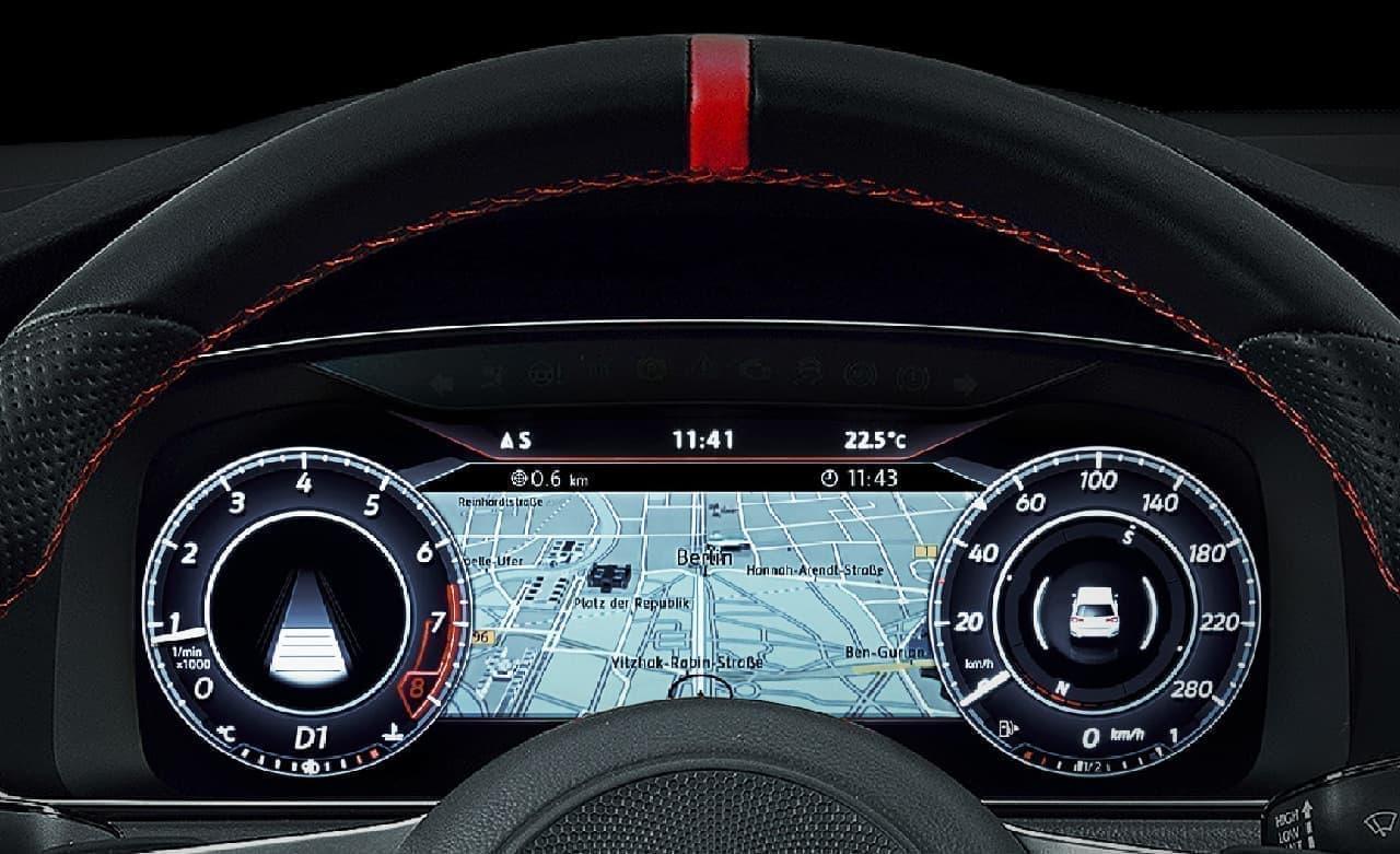 290馬力!歴代「Golf GTI」最強モデル「TCR」、受注開始